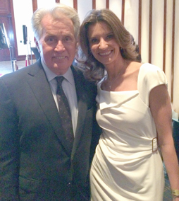 Dr. Sky Blossoms & Martin Sheen
