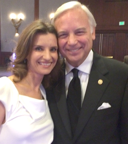 Dr. Sky Blossoms & Jack Canfield