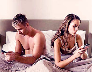 Smartphones Destroying Relationships